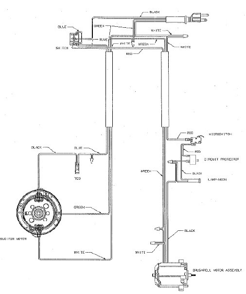 Sanitaire Model Sc9180 Vacuum Parts Vacland Vacland