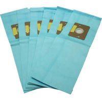 DVC Brand 455111 Riccar Lightweight Type F Microlined Paper Bags - 6 Pack