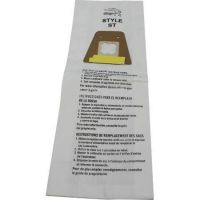 DVC Brand 471496 Sanitaire 800s Style ST Microlined Paper Bags - 5 Pack