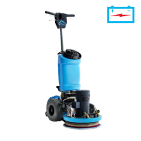 ECO-15-24VDC- Floor Machine Battery Operated $4999.