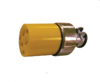 VL4170 3 PRONG ARMORED FEMALE PLUG