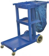 6850 Janitor Cart