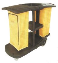 V6801 Multi-Function Double Bagged Janitor Cart