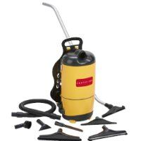 Carpet Pro SCBP-1 Back Pack Vacuum with Tools